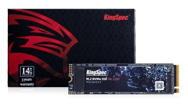 SSD 256GB M.2 2280 NVME! Melhor preço RJ - Desconto 10% + 12x S/Juros! cupom OLX10  - Foto 4