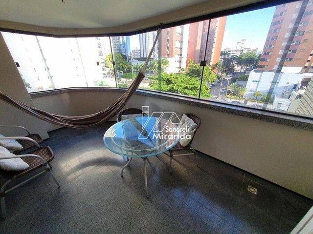 Apartamento com 3 dormitórios à venda, 172 m² por R$ 710.000,00 - Aldeota - Fortaleza/CE - Foto 3