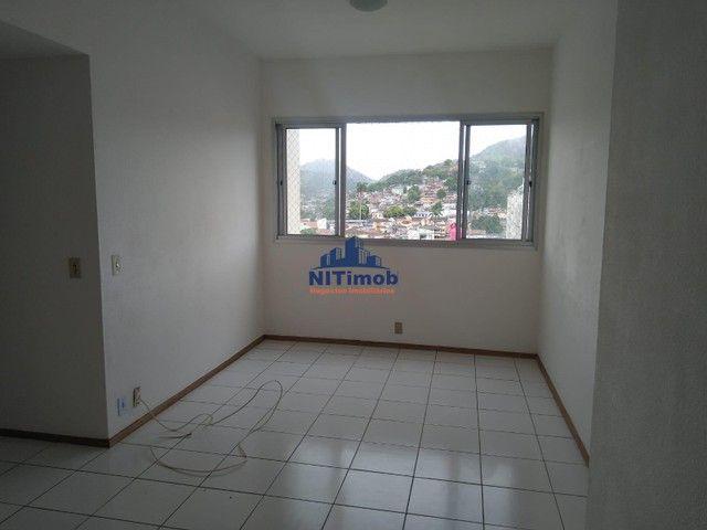 Apartamento para aluguel, 2 quartos, 1 vaga, Barreto - Niterói/RJ - Foto 3