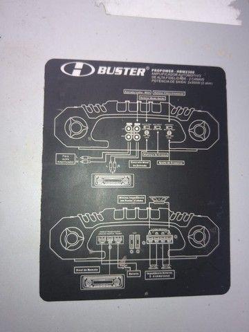Módulo de potência H-buster HBM 2300 - Foto 2