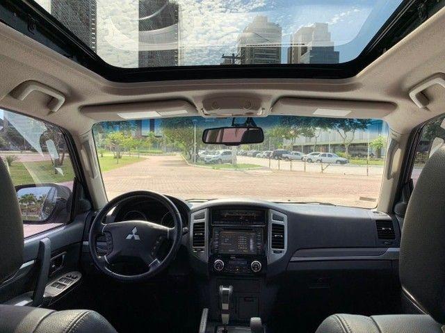 Mitsubishi Pajero Full Hpe 3.2 Turbo Diesel 7 Lugares Aut. 2015/2016 - Foto 11