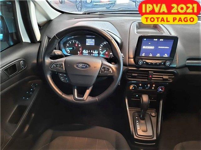 Ford Ecosport 2020 1.5 ti-vct flex se automático - Foto 8