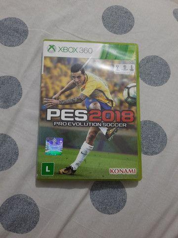 Pes 2018 original Xbox 360