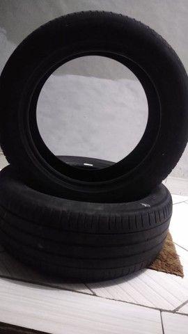 Pneus da Michelin 215/55r17 - Foto 2