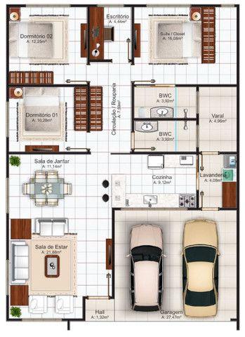 Casa com 03 quartos em Angra dos Reis - Foto 2