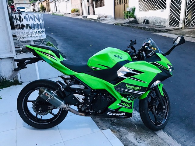 Kawasaki ninja 400 2019, todo revisado  - Foto 4