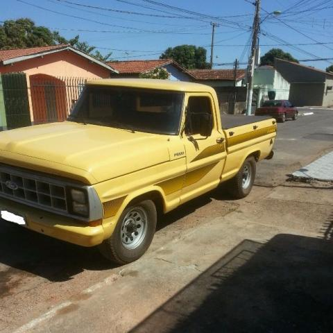 CAMIONETE FORD F-1000