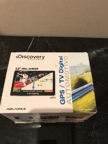 GPS /Tv digital automotivo