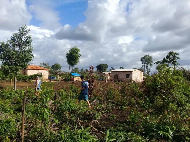V/T terreno em belterra por terreno em Santarém