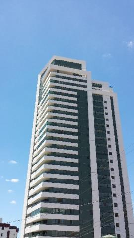 Apartamento Novo no Infinity Residence - Com 03 Quartos e 02 Vagas no Bairro do Mirante