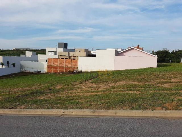 Terreno residencial à venda, Condomínio Ibiti Reserva, Sorocaba.