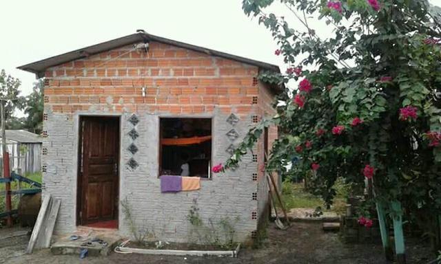 Vendo ou troco casa em pedra branca do Amapari