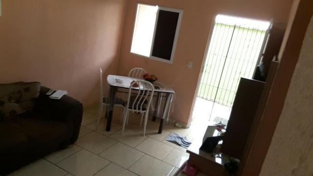 Excelente Casa linear 2 qts, espaço para veículo, espaço p/ terraço - Nilópolis - Foto 8