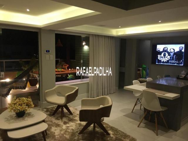 Apartamento à venda com 3 dormitórios em Pontal, Ilhéus cod: * - Foto 3