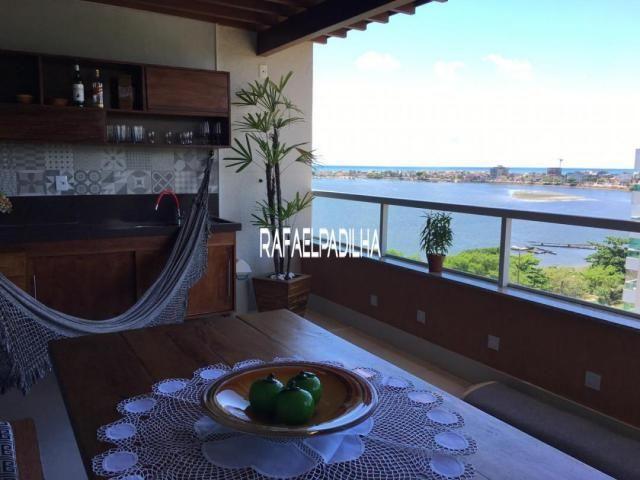 Apartamento à venda com 3 dormitórios em Pontal, Ilhéus cod: * - Foto 8