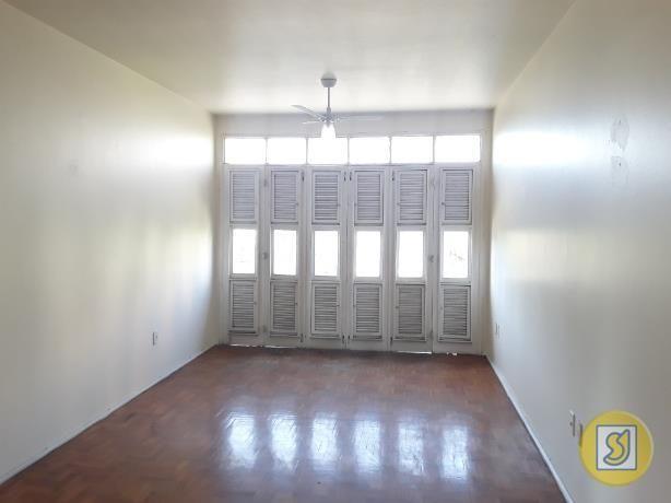 Apartamento para alugar com 3 dormitórios em Meireles, Fortaleza cod:36870 - Foto 2