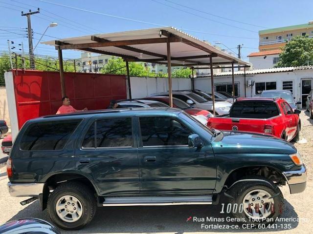 Hilux SW4 1998 7 lugares 3.0 diesel uma verdadeira RARIDADE!!! - Foto 12