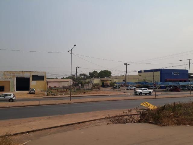 Alugo terreno e barracão comercial perto ufmt, lote com 1.050 m² - Foto 2