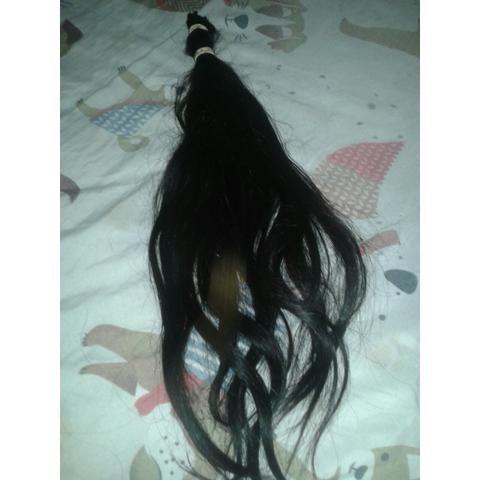 Vendo cabelo humano sem química - Foto 4