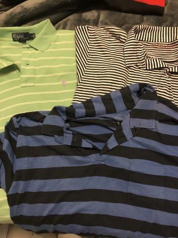Camisas Richards e Polo Ralph Lauren - Roupas e calçados - Charitas ... 70b4432f954