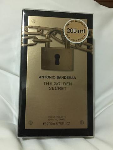 b59addba1b Perfume The Golden Secret 200ml Antonio Bandeiras - Beleza e saúde ...