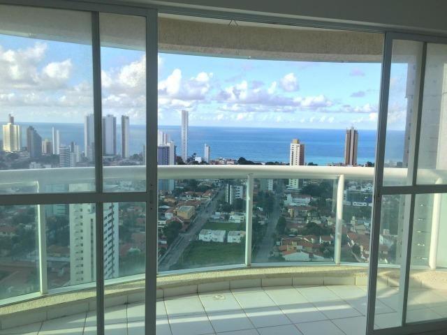 Residencial Estrela Do Atlântico 59m² 2/4 C/ suite + Closet Com vara C/ Vista P/ Mar - Foto 3