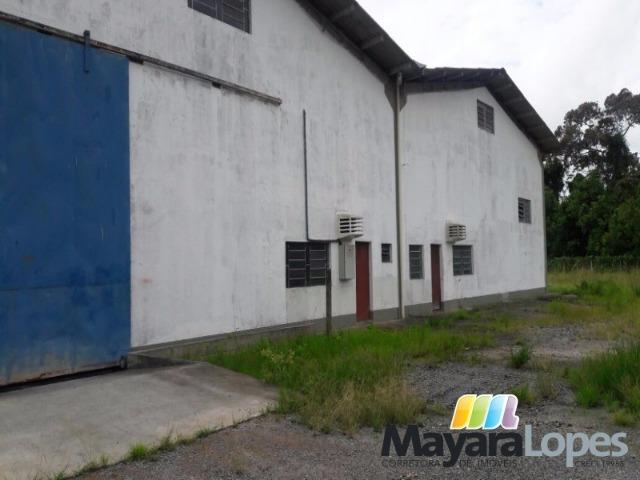 Aluguel Galpão Laranjeiras São Francisco do Sul SC 2464m²