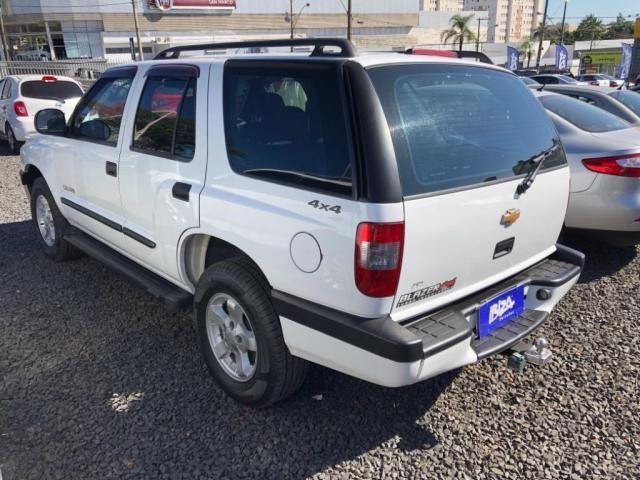 Chevrolet Blazer 2.8 4X4 COLINA DIESEL - Foto 4