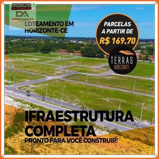 Loteamento em Horizonte as Margens da BR 116 a 30 minutos de Fortaleza - Foto 12