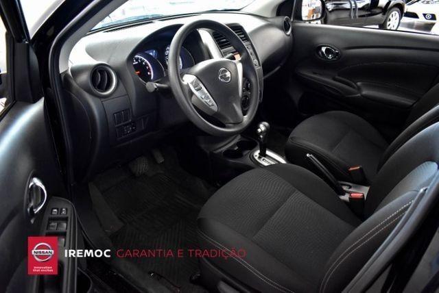 Nissan Versa Sv Automatico 1.6 18/19 - Foto 9