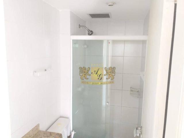 Apartamento com 2 dormitórios para alugar, 80 m² por R$ 1.500,00/mês - Santa Rosa - Niteró - Foto 10