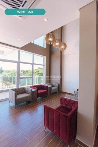 Absoluto Cocó, Apartamento com 3 dormitórios à venda, 158 m² por R$ 1.450.000 - Cocó - For - Foto 12