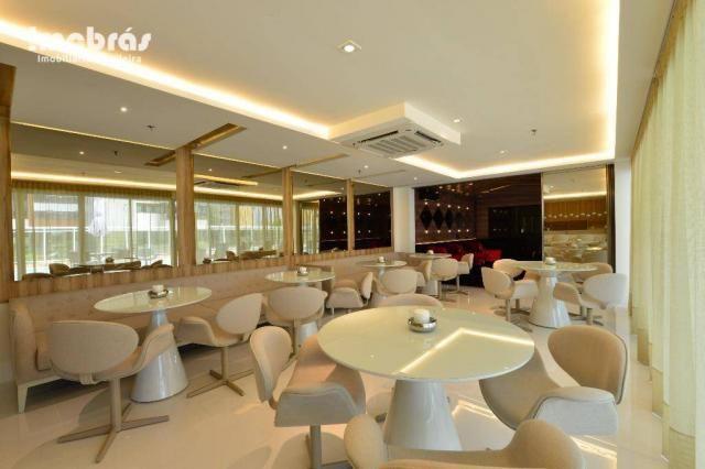 Contemporâneo, apartamento com 3 dormitórios à venda, 144 m² por R$ 1.420.000 - Aldeota -  - Foto 8