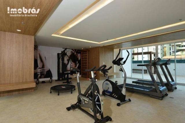 Contemporâneo, apartamento com 3 dormitórios à venda, 144 m² por R$ 1.420.000 - Aldeota -  - Foto 12