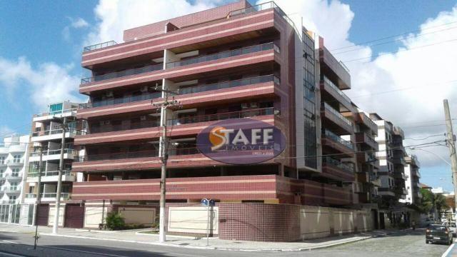 Cobertura Duplex Residencial à Venda, Bairro Passagem, Cabo Frio-RJ.