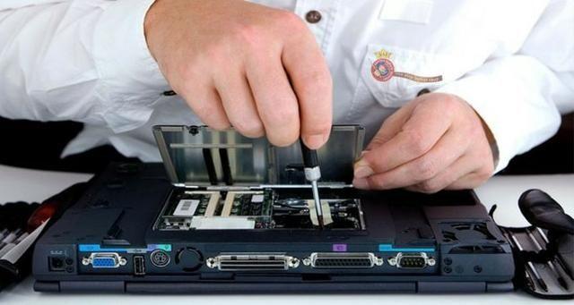 Manutenção de pc - instalação de programas