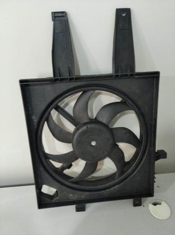 Eletroventilador Fiat Siena / Idea / Palio/ Strada Etc. Sem ar condicionado!!!! Original - Foto 2