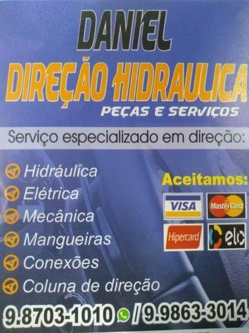 Serviço de direção elétrica e hidráulica, Daniel direção peças e serviços - Foto 2