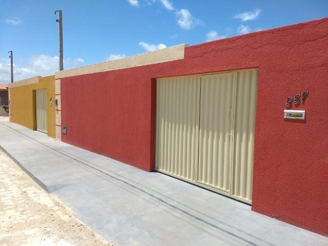 As Melhores Casas em Extremoz, 2 quartos (1 suíte e Closet) Doc. Grátis + Brinde Especial - Foto 2