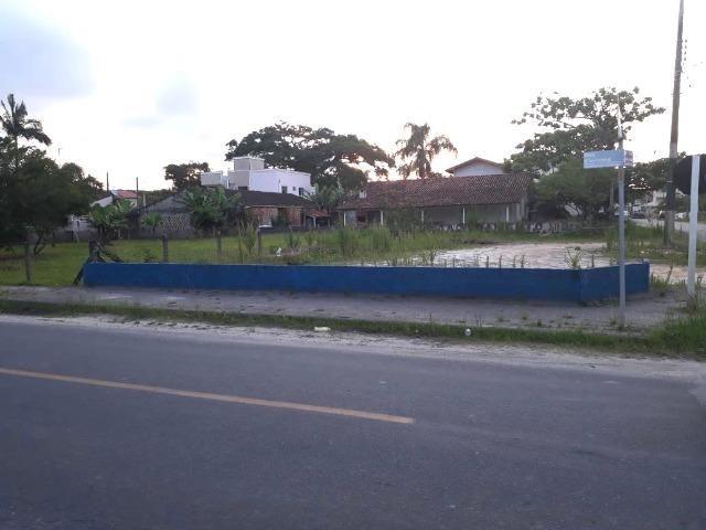 Vende-se terreno com excelente localização na Praia de Itapoá - Foto 2