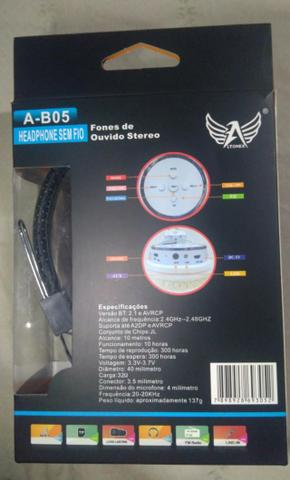 Fone Bluetooth Stereo Ltomex - Foto 3