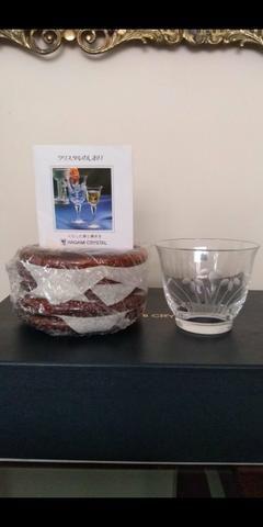 Conjunto de copos de cristal - Foto 3