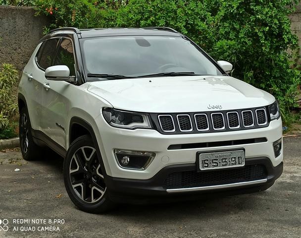 Jeep Compass 26mil km Limited - Foto 17