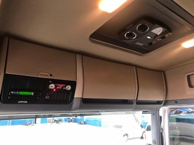 Scania R 510 6x4, 18/19, Higline Streamline, Freio Retarder - Top de Linha - Foto 11
