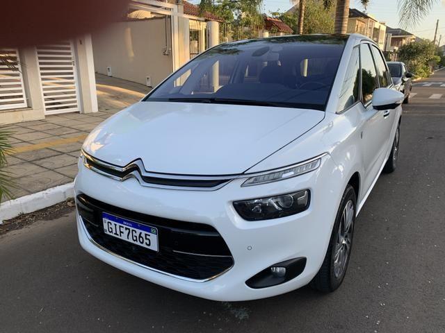 Citroën c4 picasso 1.6 thp intensive - Foto 2