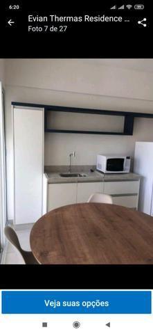 Apartamento evian thermas residence - Foto 16