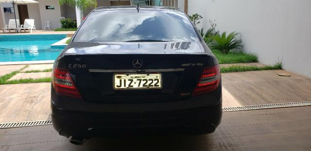 Venda carro mercedes c250
