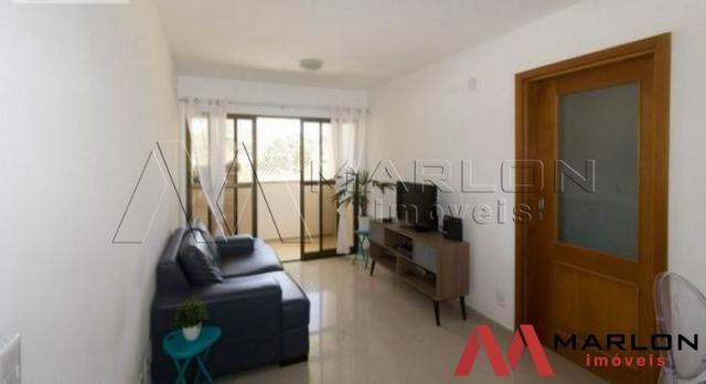 Apartamento Poeta/Ponta Negra, 2/4 sendo 1 suíte, com 65m² - Foto 2