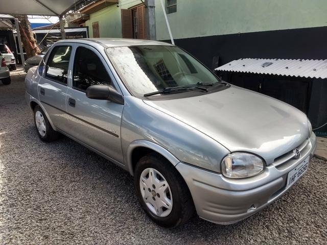 Corsa sedan Super 1.0 8v ano 1998 - Foto 3