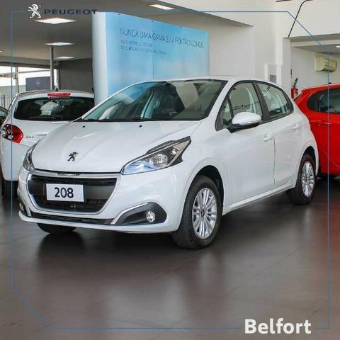 Peugeot 208 Active Pack 1.2 19/19 com taxa 0% em 36x